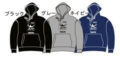 【楽天ジャパンオープン】パーカー ネイビー【Mサイズ】