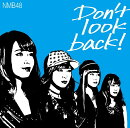 Don't look back�� (��������C CD��DVD)