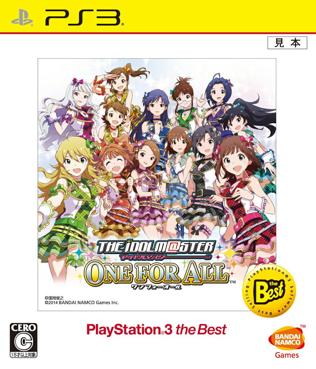アイドルマスター ワンフォーオール PlayStation 3 the Best...:book:17227604