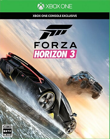 【予約】Forza Horizon 3 通常版