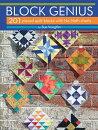 Block Genius: 201 Pieced Quilt Blocks with No Math Charts