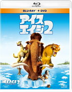 アイス・エイジ2 ブルーレイ&DVD<2枚組>【Blu-ray】