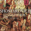 ショスタコーヴィチ:弦楽四重奏曲 第2、3、7、8&12番 [ ボロディン四重奏団 ]
