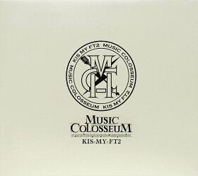 MUSIC COLOSSEUM (初回限定盤B CD+DVD)