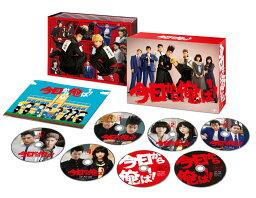 今日から俺は!! Blu-ray BOX【Blu-ray】 [ <strong>賀来賢人</strong> ]