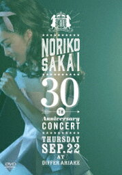 <strong>酒井法子</strong> 30th ANNIVERSARY CONCERT [ <strong>酒井法子</strong> ]