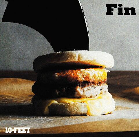 【先着特典】Fin (A2サイズポスター 2018年カレンダー付き) [ 10-FEET ]