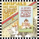 Mary Engelbreit 2020 Mini Wall Calendar: Animals Are Such Agreeable Friends MARY ENGELBREIT 2020 MINI WALL [ Mary Engelbreit ]