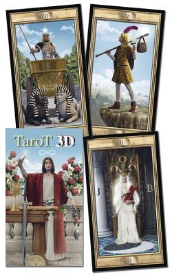 3D Grand Trumps Tarot Deck 3D GRAND TRUMPS TAROT DECK [ Davide Corsi ]