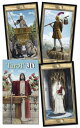 3D Grand Trumps Tarot Deck 3D GRAND TRUMPS TAROT DECK [ Davide Corsi ]