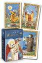 Tarot of the White Cats Mini FLSH CARD-TAROT OF THE WHITE C [ Pietro Alligo ]