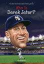 Who Is Derek Jeter WHO IS DEREK JETER (Who Was ) Gail Herman