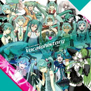 EXIT TUNES PRESENTS Vocalohistory feat.初音ミク (3939セット限定生産盤)