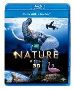 ネイチャー 3D&2D Blu-rayセット【Blu-ray】