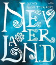 NEWS LIVE TOUR 2017 NEVERLAND(Blu-ray 通常盤)【Blu-ray】 NEWS