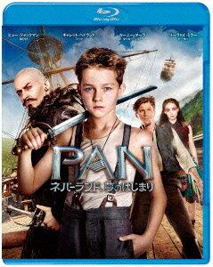 PAN〜ネバーランド、夢のはじまり〜【Blu-ray】 [ ヒュー・ジャックマン ]
