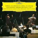 ドヴォルザーク:チェロ協奏曲 チャイコフスキー:ロココの主題による変奏曲 [ ロストロポーヴィチ カ