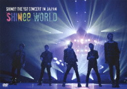 <strong>SHINee</strong> THE 1ST CONCERT IN JAPAN <strong>SHINee</strong> WORLD [ <strong>SHINee</strong> ]