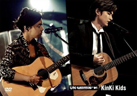 MTV Unplugged: KinKi Kids [ KinKi Kids ]