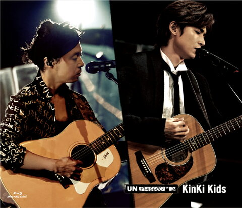 MTV Unplugged: KinKi Kids【Blu-ray】 [ KinKi Kids ]