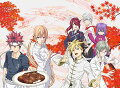 食戟のソーマ 餐ノ皿 Blu-ray BOX 上(初回仕様版)【Blu-ray】