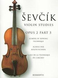 Sevcik_Violin_Studies��_Opus_2��