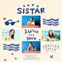 【輸入盤】Special Album: Sweet & Sour [ SISTAR ]