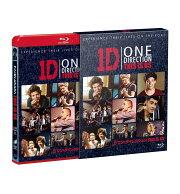 ワン・ダイレクション THIS IS US: ブルーレイ&DVD+初回限定特典DVDディスク(3枚組)【初回限定】【Blu-ray】【オリジナル楽天Edyカード特典付】