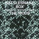 RATTLESNAKE BOX THE MODS Tracks in Antinos Years モッズ