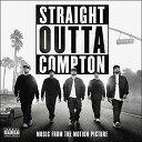 【輸入盤】Straight Outta Compton (Music From The Motion Picture) [ ストレイト・アウタ・コンプトン ]