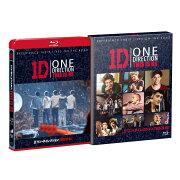 ワン・ダイレクション THIS IS US ブルーレイ&DVDセット(3枚組)【楽天限定】【Blu-ray】【オリジナル楽天Edyカード特典付】