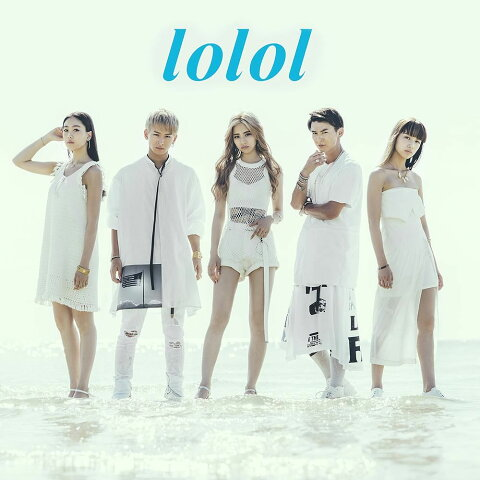lolol (MUSIC VIDEO盤 CD+DVD) [ lol ]