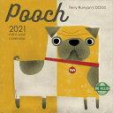 Pooch 2021 Mini Calendar POOCH 2021 MINI CAL [ Terry Runyan ]