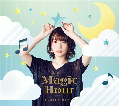 Magic Hour (CD+Blu-ray+PHOTOBOOK) [ 内田真礼 ]