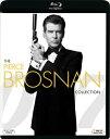 007/ピアース・ブロスナン ブルーレイコレクション<4枚組> 【Blu-ray】 [ ピアース・ブロスナン ]