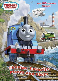 thomas favorite places and faces