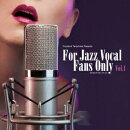 ��������ץ쥼��� For Jazz Vocal Fans Only Vol.1