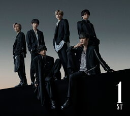 1ST (初回盤A:原石盤 CD+DVD) [ <strong>SixTONES</strong> ]