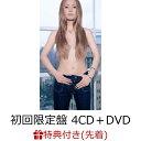 【先着特典】LOVEppears / appears -20th Anniversary Edition- (初回限定盤 4CD+DVD) (オリジナル・グリーティングカード付き) [ 浜崎あゆみ ]