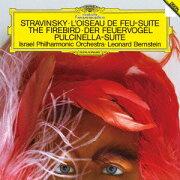ストラヴィンスキー:バレエ組曲≪火の鳥≫ バレエ組曲≪プルチネルラ≫