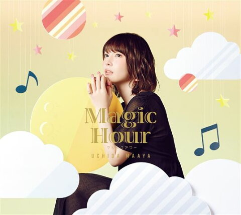 Magic Hour (CD+DVD+PHOTOBOOK) [ 内田真礼 ]