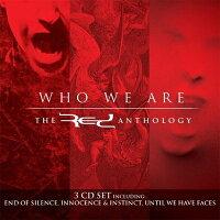 ��͢���ס�WhoWeAre:TheRedAnthology[Red]