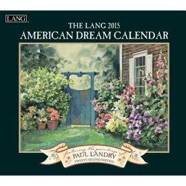 LANG AMERICAN DREAM CALENDAR 2015(WALL)