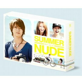 SUMMER NUDE Blu-ray BOX ��Blu-ray��