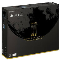 PlayStation4 FINAL FANTASY XV LUNA EDITION