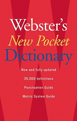 Webster''s New Pocket Dictionary