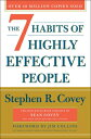 The 7 Habits of Highly Effective People: 30th Anniversary Edition 7 HABITS OF HE PEOPLE ANNIV/E Stephen R. Covey