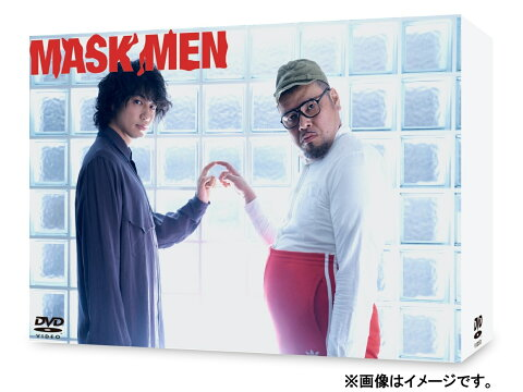 「MASKMEN」DVD BOX [ 斎藤工 ]