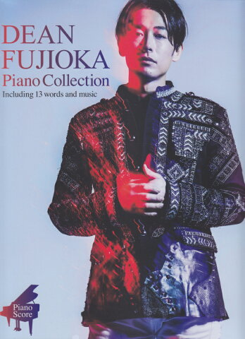 DEAN FUJIOKA/Piano Collection (ピアノ・スコア)
