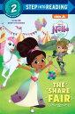 The Share Fair (Nella the Princess Knight) SHARE FAIR (NELLA THE PRINCESS (Step Into Reading) [ Delphine Finnegan ]